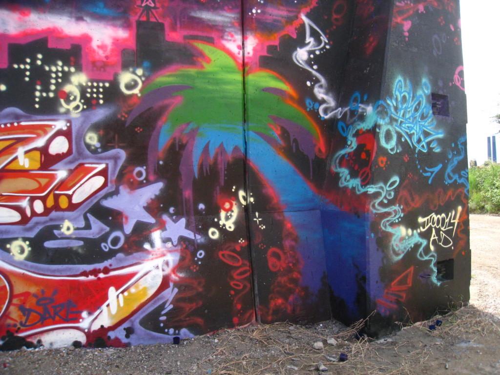 BTK's psychedelic art